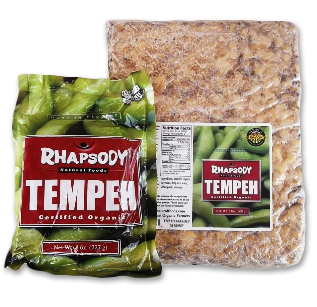 Why Tempeh Is Incredibly Healthy And Nutritious